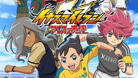 Inazuma Eleven Confirmed for Western Release