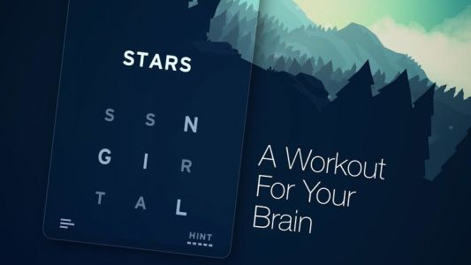 Wordsmyth is a new word game that will relax, rather than stress