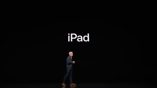 Apple unveils all-new 2018 iPad Pro with full-screen design