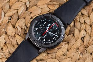 Deal: Samsung Gear S3 frontier gets a 35% discount on Amazon