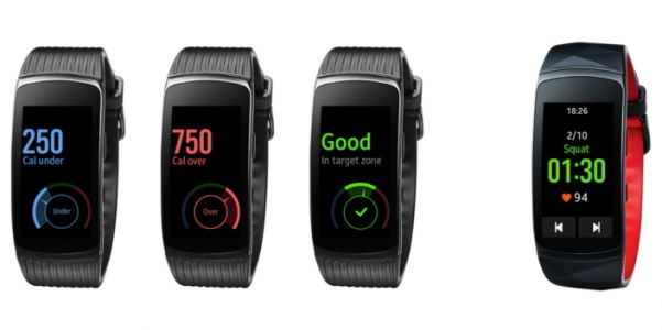 Samsung Gear Fit2 & Fit2 Pro Updated With Many New Features