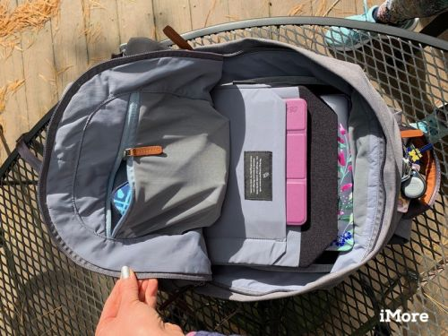 Bellroy Classic Backpack review: carry your laptop in style