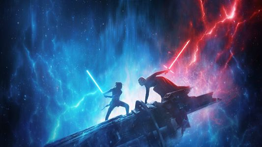 Here's the new Star Wars: The Rise of Skywalker clip shown in Fortnite