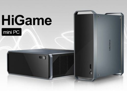 Chuwi HiGame Mini PC Launches This Month From $999