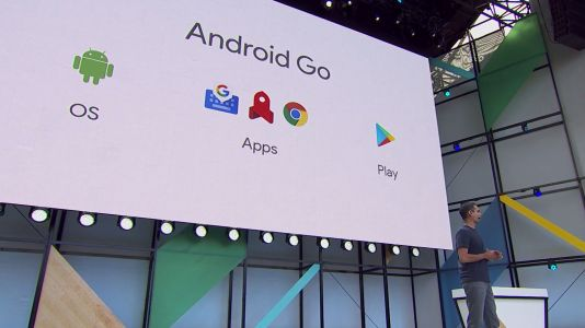 First Android Go smartphone will be launched at the MWC 2018
