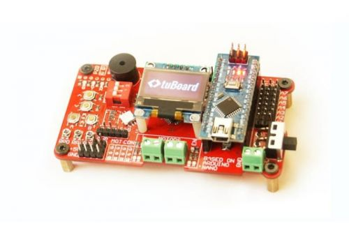 New tuBoard Arduino Development Board