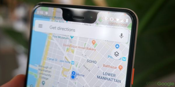 Google Maps revamps live trip sharing on Android, coming to iOS