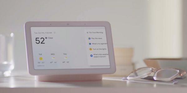 Google announces Google Home Hub, its 7-inch Assistant Smart Display