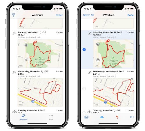 How to generate .FIT files from Apple Watch workouts