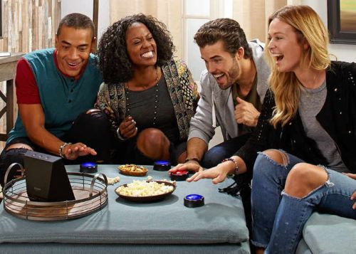 Amazon Echo Buttons Now Available To Preorder For Your Party