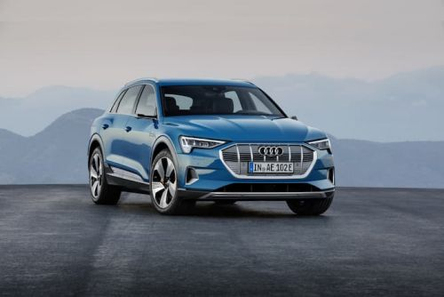 Audi E-Tron SUV Will Feature Amazon Alexa