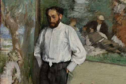 Degas and the Dreyfus Affair
