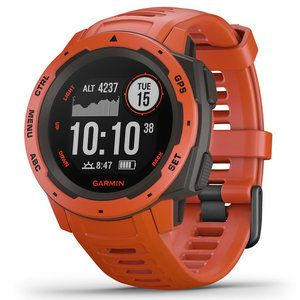 Garmin Instinct Rugged Smartwatch Announced