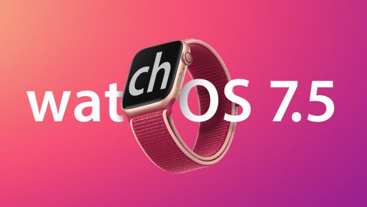 Apple Seeds Second Beta of watchOS 7.5 to Developers