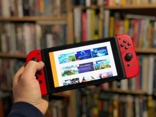 The best Switch games of 2018