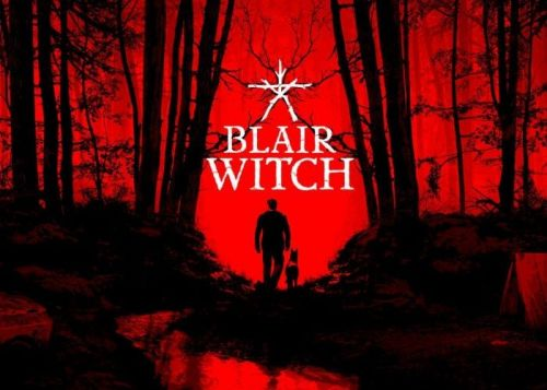 Blair Witch 4K gameplay tease hooror game ahead of this months launch