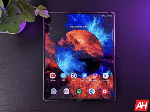 Verizon's Galaxy Z Fold 2 Is Getting New Camera Features