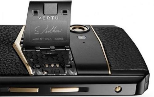 Vertu Returns With Aster P Luxury Smartphones