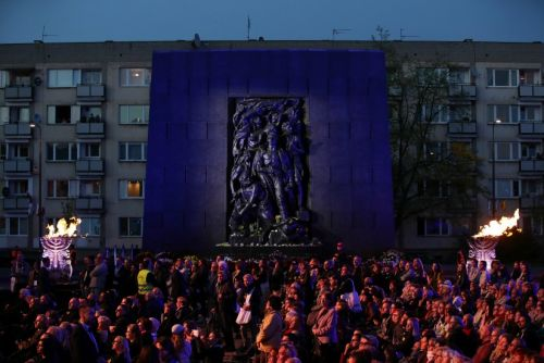 On the 75th Anniversary of the Destruction of the Warsaw Ghetto, Remembering Those We've Lost