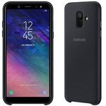 Samsung Galaxy A6 and A6+ leaked case renders confirm dual-camera, audio jack