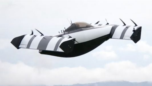 BlackFly 'flying car' lets you take to the skies without a pilot's license