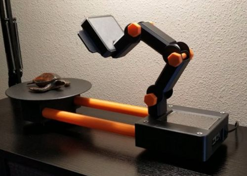 ScanX affordable 3D scanner from $350