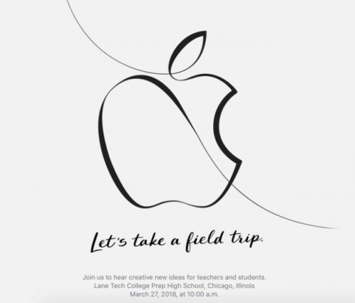 Apple's March 27th Press Event Might Bring New iPads