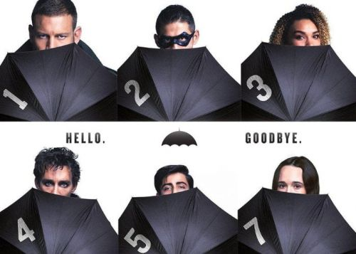 Netflix The Umbrella Academy premiers February 15th 2019