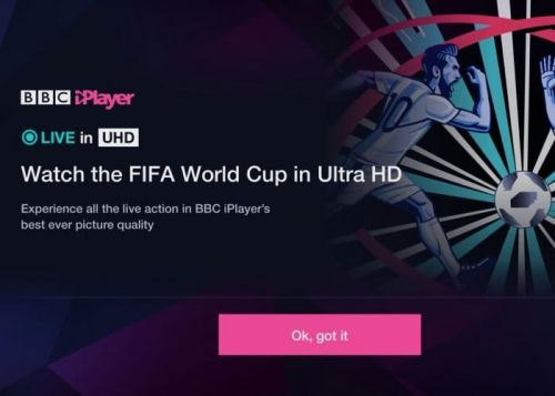 FIFA World Cup 4K And VR Streaming Via BBC