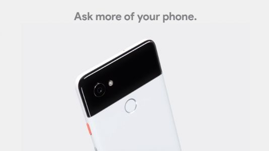 Google Pixel 2 XL deals just crashed: now £23 per month for the big-screen handset