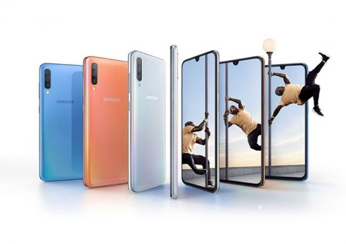 Samsung Galaxy A70 gets One UI 2.5 in the UK