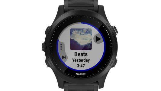Garmin Forerunner 945 with music storage launched in India at Rs 59,990