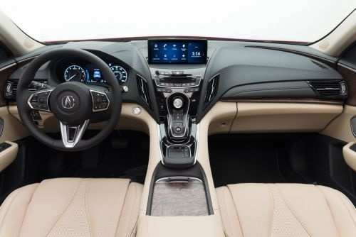 Acura's 2019 RDX Has An Android-Based 10.2-inch HUD