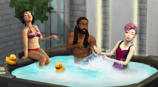 All You Need to Know About The Sims Mobile Hot Tub Dreams Event