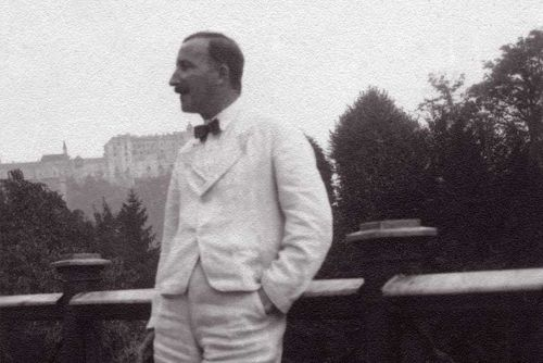 Bookworm: Stefan Zweig's 'Letter From an Unknown Woman'