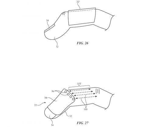 Rumored Finger-Mounted Control Device for Apple AR/VR Headset Surfaces in Patent Application