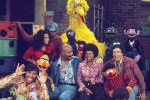 Fifty Years of 'Sesame Street'