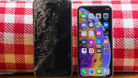 IPhone XS drop test: see the Apple's 'most durable glass ever' fall from two stories