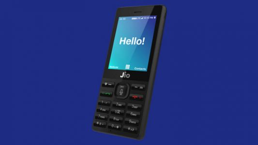 The JioPhone drives growth in the feature phone market as well as the 4G market
