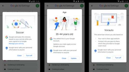 Google reboots advertising tools to give users more control over their data