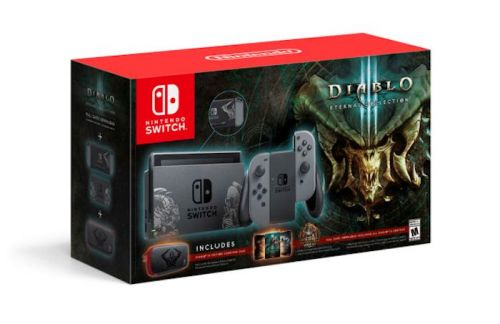 Diablo III special edition Nintendo Switch