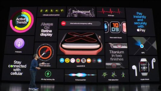 Apple Watch 5 release date, price and features