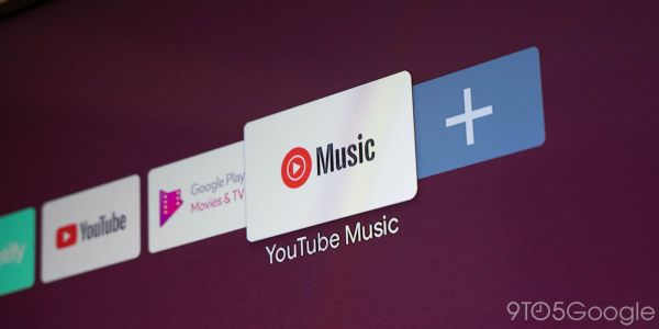 YouTube Music on Android TV gets 'app' for direct homescreen access