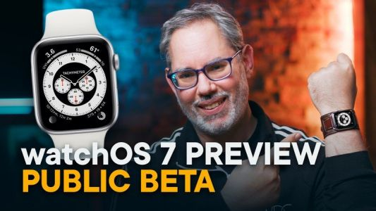 The watchOS 7 public beta arrived. Watch Rene tell you all about it!