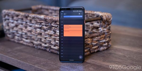 Android 11's work profile adds support for showing personal Google Calendar events