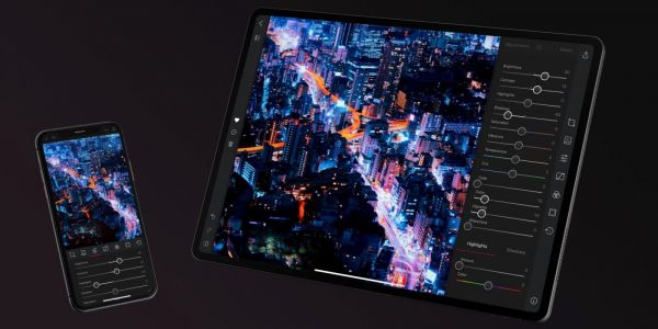 Darkroom 4 image editor for iPad now available with split screen support, keyboard shortcuts, color histogram, much more