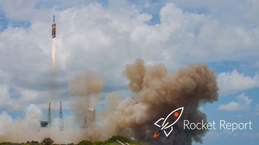 Rocket Report: Arctic launch, Israeli Moon shoot, China's monster booster