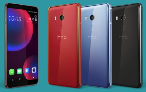 The HTC U11 EYEs is made official with dual selfie cameras