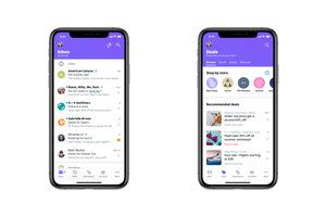 Yahoo launches new Mail app for Android and iOS