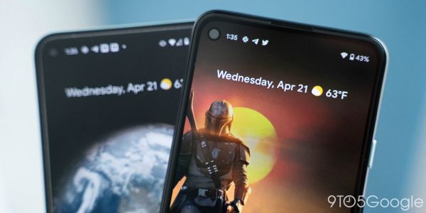 Android 12 DP3: 'At A Glance' widget on Pixel homescreen is subtly bolder